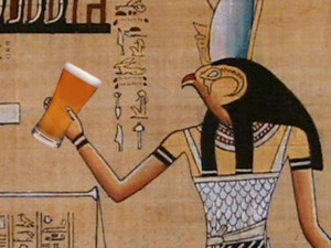 egyptian god beer